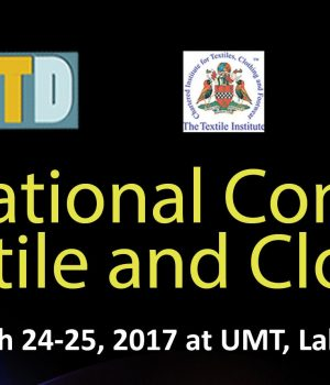 5th International Conference on Textile & Clothing