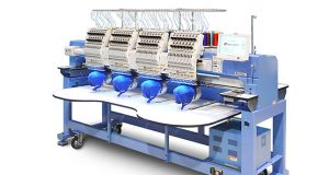 HCR-3 Industrial Multi-Head Embroidery Machine