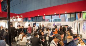 Japan Pavilion at Intertextile Shanghai