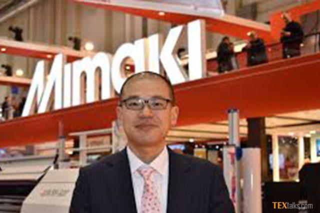 Yuji Ikeda- Managing Director, Mimaki