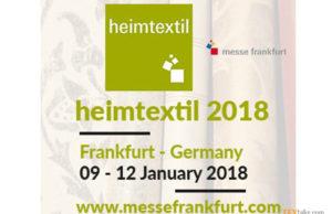 Heimtextil 2018