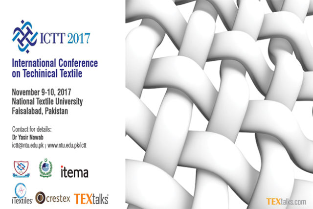 International Conference on Technical Textile 2017
