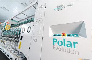 Polar Evolution winding machine