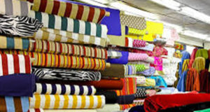 Textile exports in Egypt