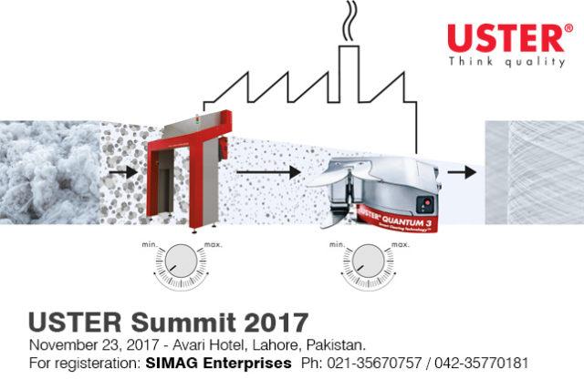 USTER Summit 2017