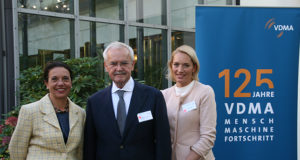 Regina Bruckner new chairperson at VDMA
