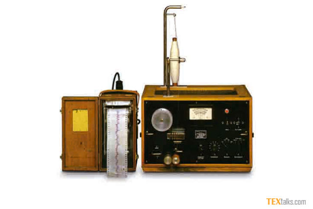 USTER® GGP – first evenness tester launched in 1948