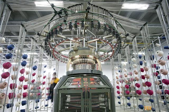 UK textile manufacturing