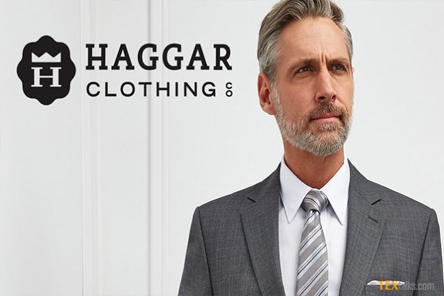 Haggar Clothing named #1