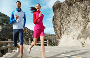 Sports brands to go green