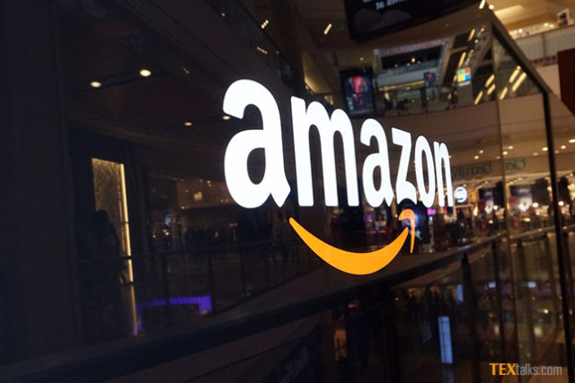 Increase in Amazon sales