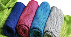 Cooling fabrics market by 2025