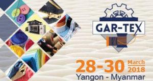 Gar-Tex 2018 expo