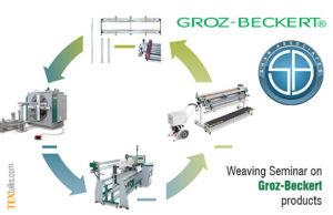 Shan Associates presents Weaving Seminar on Groz-Beckert