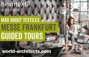 Multi-sensory installation making 2018/19 trends tangible
