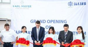 Karl Mayer's starts workshop in Vietnam