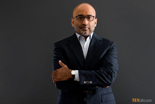 Michael Mandapati, jury chairman, carpet expert as well as founder and president of Warp & Werft, New York