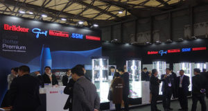 SSM with new products at ShanghaiTex 2017