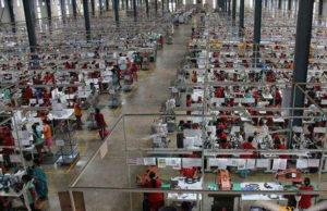 Bangladesh apparel exports