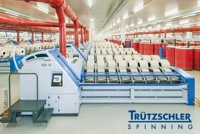 Truetzschler looks after the business