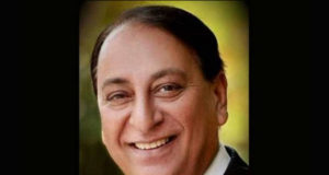 Rana Muhammad Afzal Khan State Minister for Finance & Economic Affairs