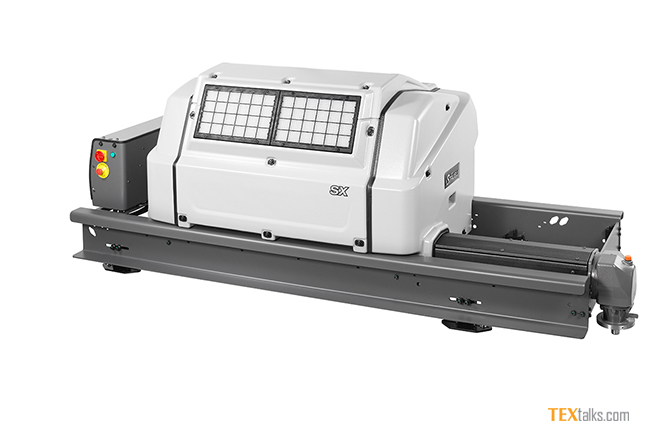 SX Jacquard machine