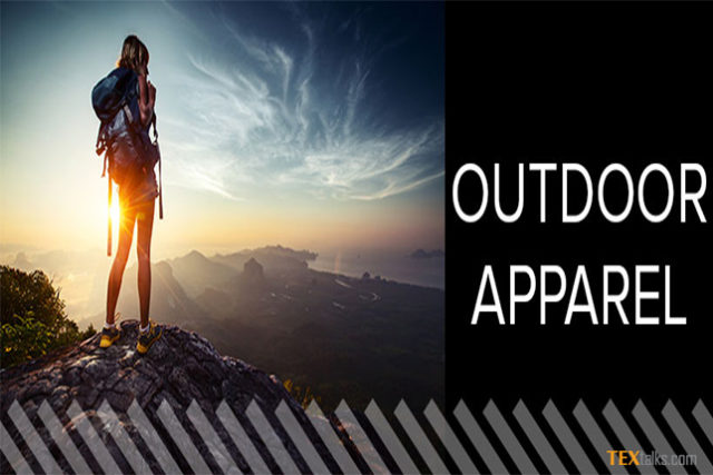 Adidas outdoor apparel line