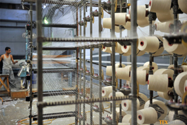 Cheap energy for textile industry