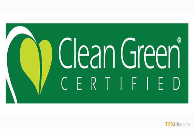 Clean Green Certificate