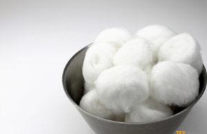 Cotton under pressure