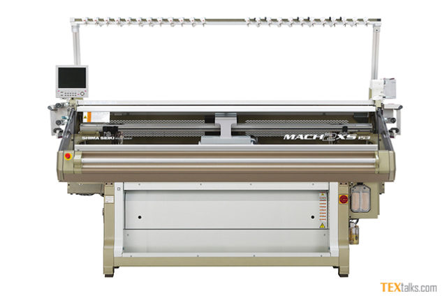 MACH2XS153 15L (WHOLEGARMENT® knitting machine)