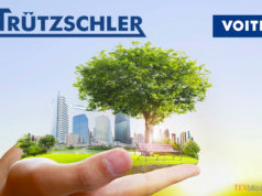 Eco-wipe innovation with Trützschler and Voith