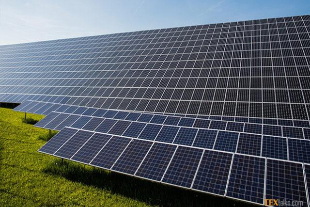 Solar plant at Gadoon Textile Mills