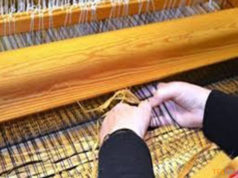 Spinning and weaving in Northern Egypt